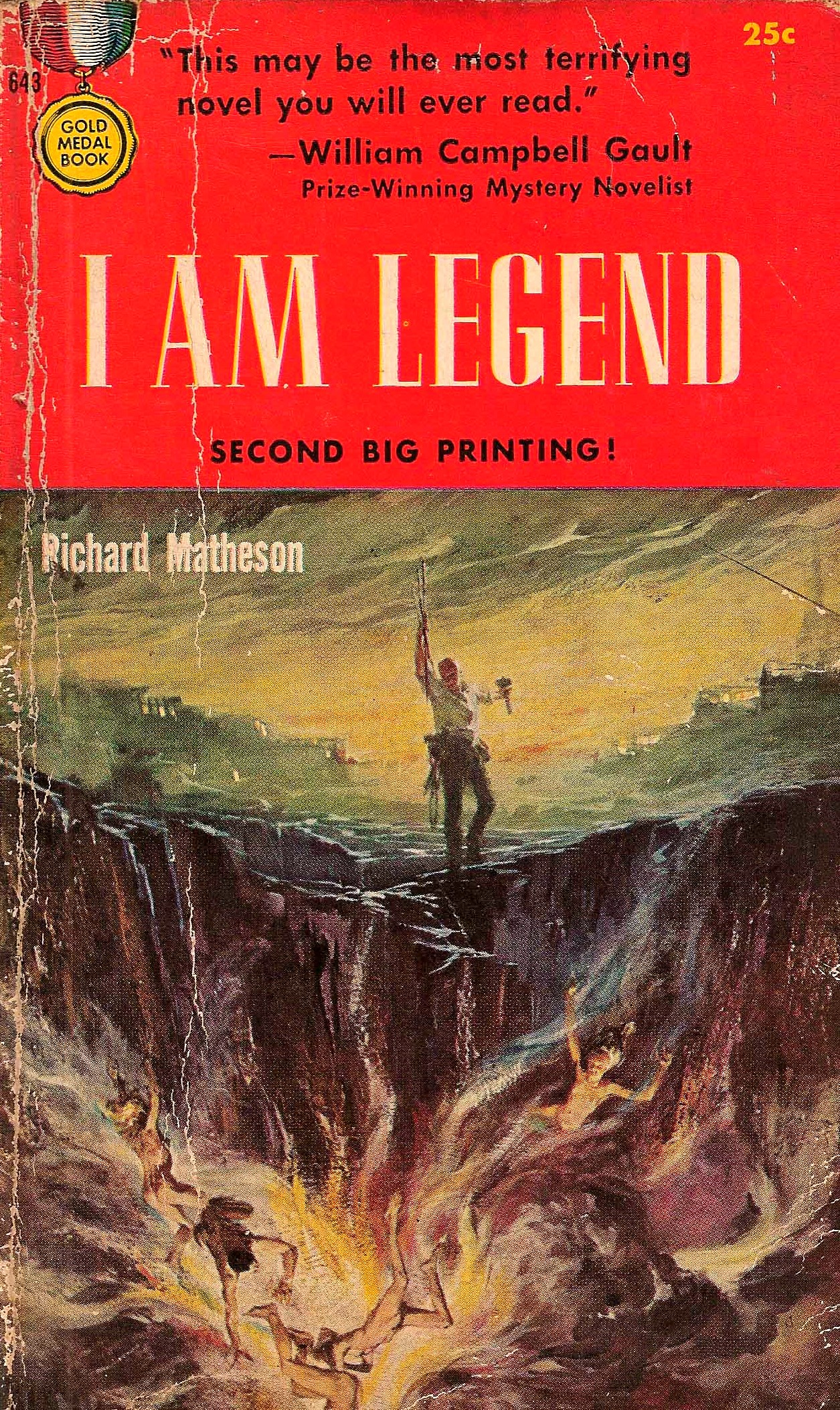 loneliness in the novel i am legend by robert neville I am legend photos view all photos (35) i am legend quotes  robert neville: all right, let me tell you about your god's plan six billion people on earth when the infection hit kv had a.