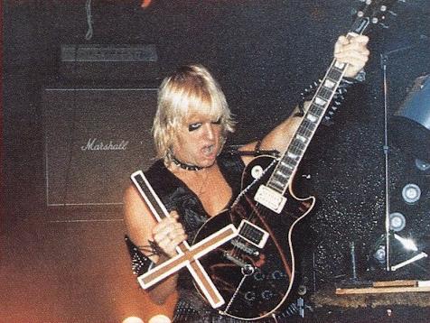 RIP Jeff Hanneman Of Slayer