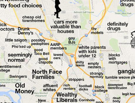 Lets All Fight About This Judgmental Map Of RVA