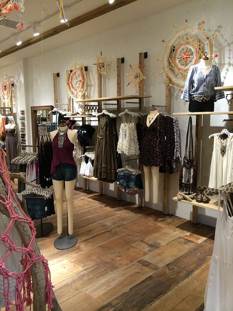 Free People Brings Bohemian Styles To Short Pump Town Center