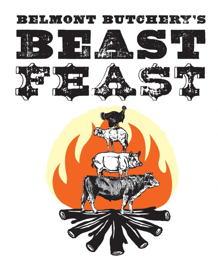 Enjoy a variety of meats at Sunday's Beast Feast