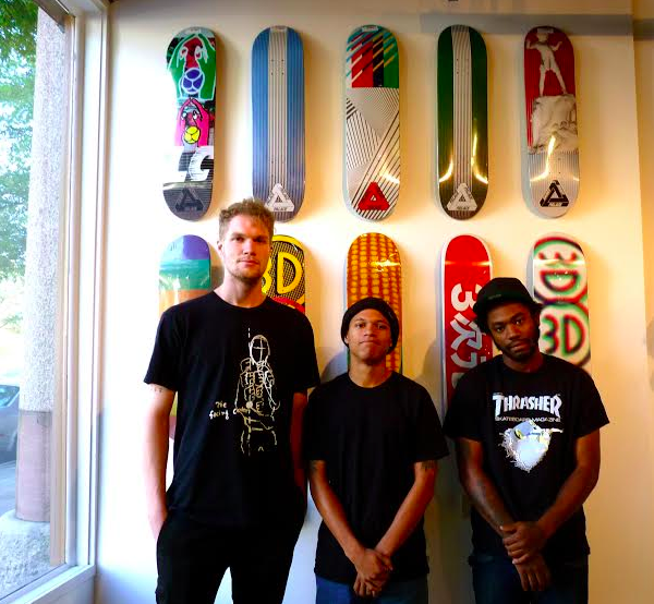 5389af42 The young business owners behind Utmost bring skate and street styles to  Broad St.