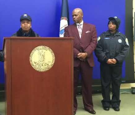 Virginia State correctional officers ask GA for first pay