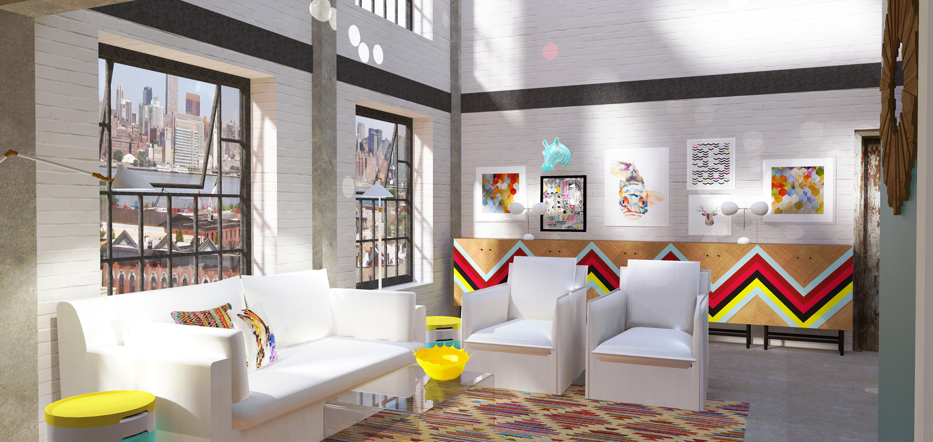 Local interior designer combines digital resources for new ...