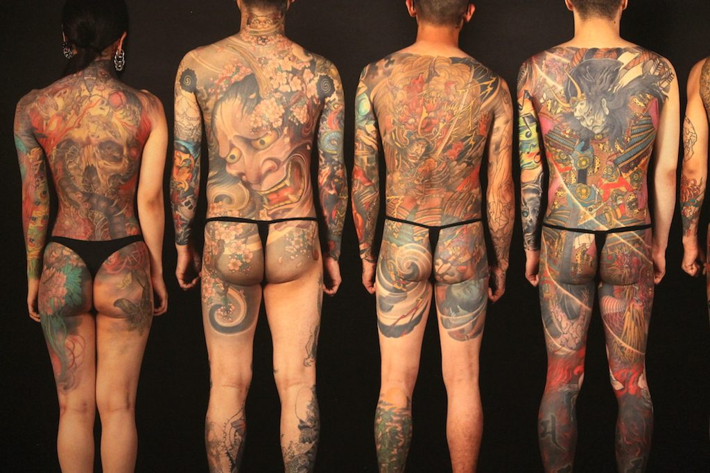 Vmfas Japanese Tattoo Exhibit Aims To Defy Conventions Showcase Tattoos As Works Of Fine Art