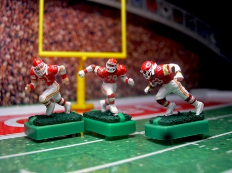Electric Football Returns To Rva This Weekend Bringing