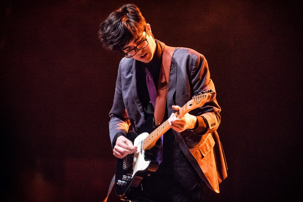 Crowd Welcomes Car Seat Headrest With Open Arms At Mondays Homecoming Show The National