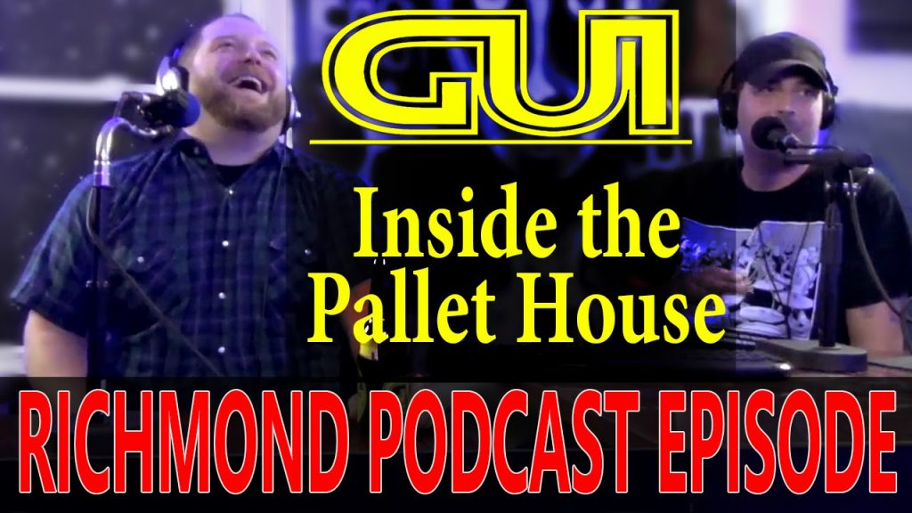 Cut The Cord Radio Show Live 115 with Inside the Pallet