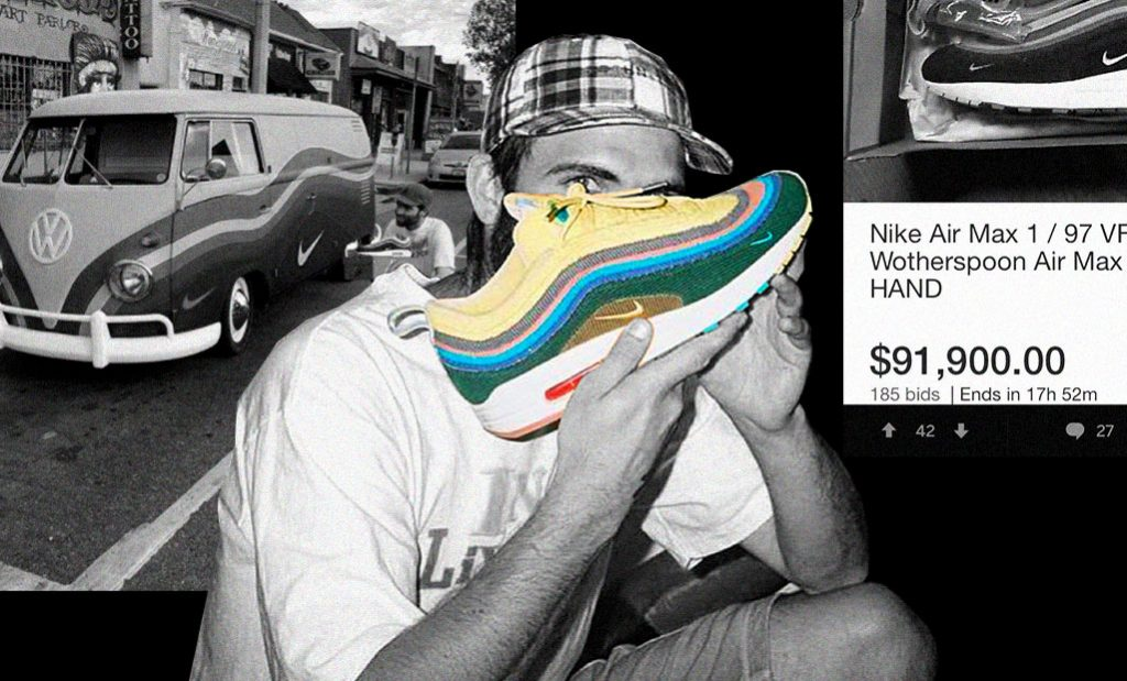 low priced f56ae bf676 The Real Story Behind The Sean Wotherspoon Sneaker Release is The Hype
