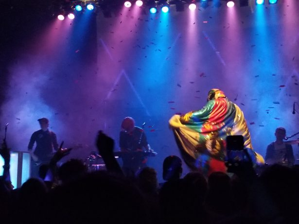 STRFKR Captivates Fans at The National With Repto-Robot
