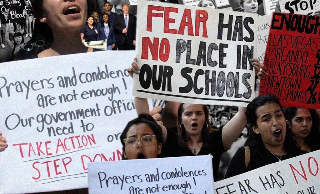Womens March Organizes National School Walkout Campaign Against Gun Violence