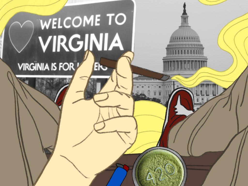 Ganjapreneurs: The Weed Game Between Washington DC and Virginia