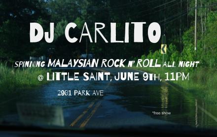 DJ Carlito at Little Saint