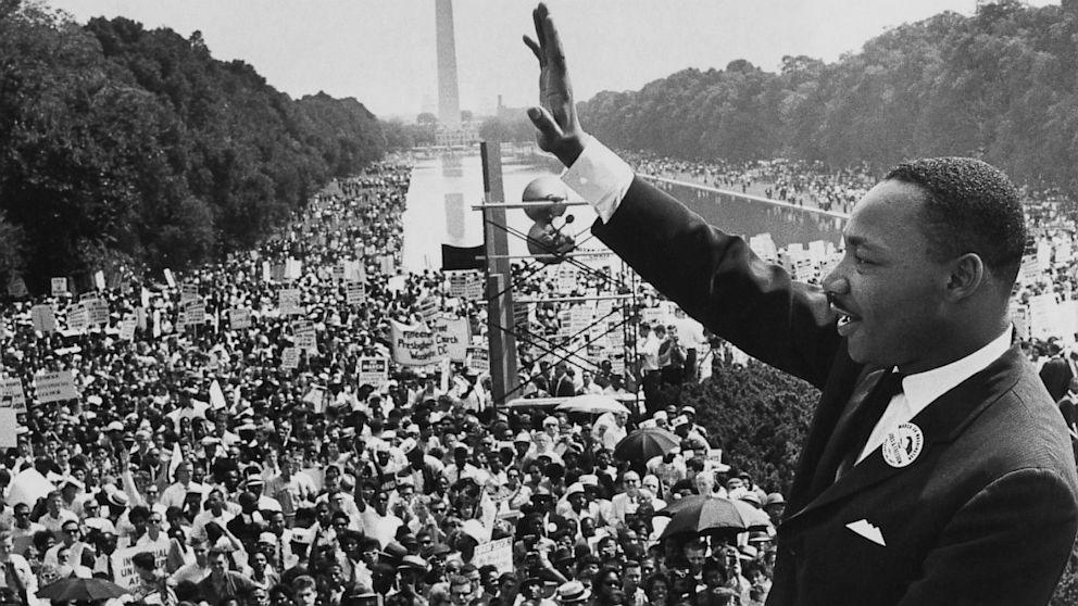 I Have A Dream August 28 1963