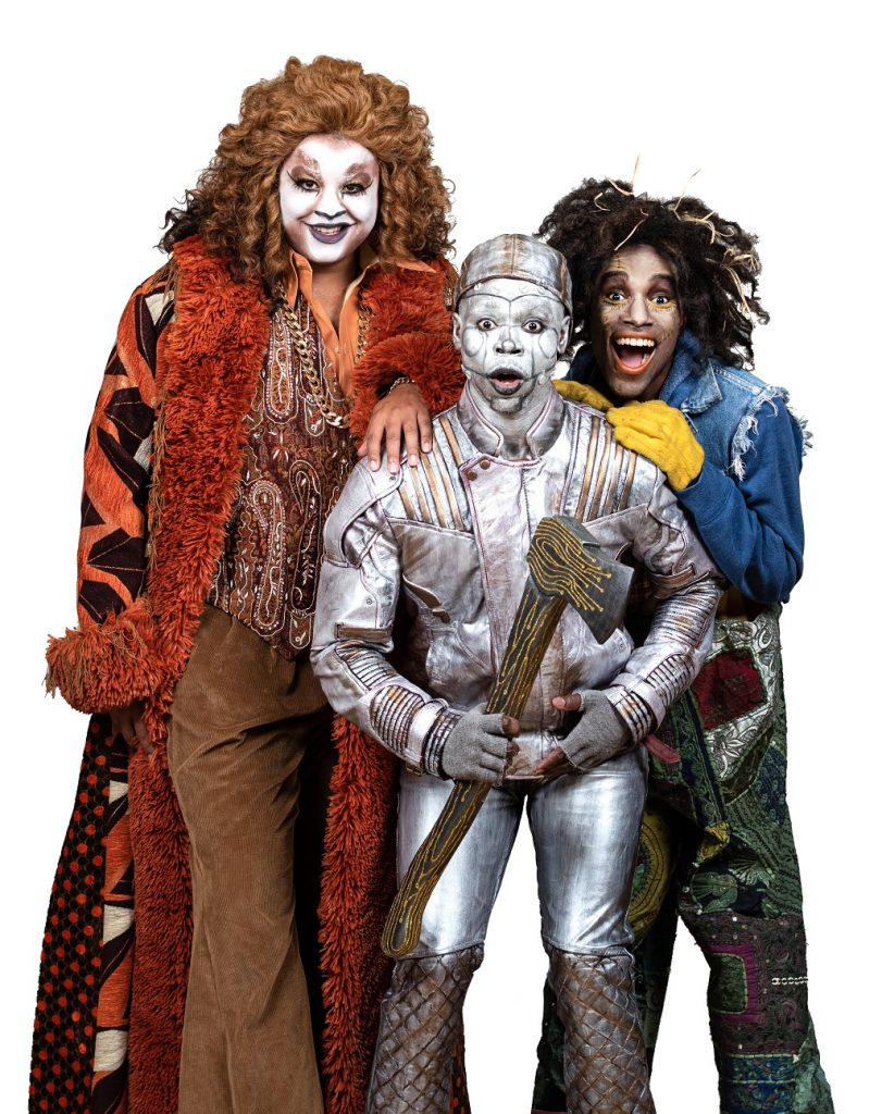 Ease On Down To See The Wiz