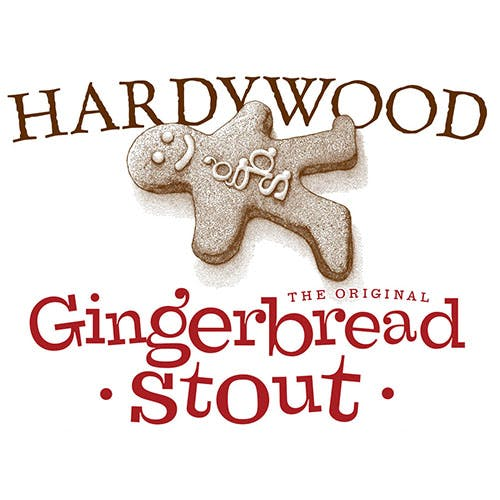 Hardywood Gingerbread Stout label