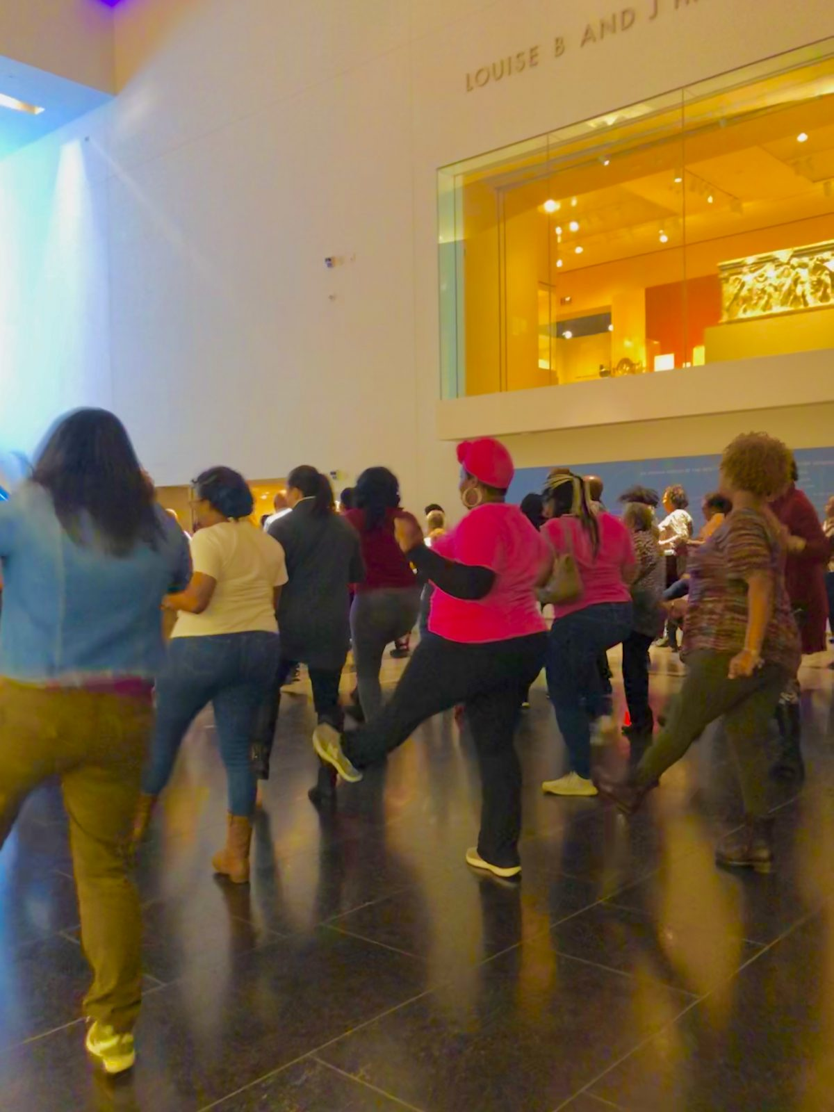 The Groove That Moves Your Feet At The VMFA
